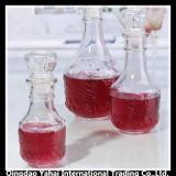 1000ml ha impostato la bottiglia di vetro libera del vino con il coperchio di vetro