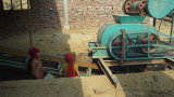 Macchina per fabbricare i mattoni rossa automatica di marca di Nantong Hengda