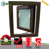 Конструкции стеклянного окна снаружи новой пластмассы UPVC открытые