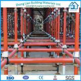 熱い浸された電流を通された足場管(ZL-SP)