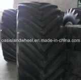 Neumático agrícola 800/65-32 de la granja para la máquina segadora