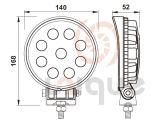 近いFlood Beam 27W 2025lm LED Work Lamp Waterproof