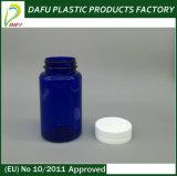 Bottiglia di plastica di colore dell'animale domestico 200ml