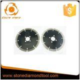 Electroplated диск вырезывания лезвия алмазной пилы с фланцом