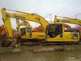 Japón utilizó a KOMATSU el excavador hidráulico de la correa eslabonada de 25 toneladas (PC200-7) con venta