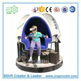 Vr 9d Cinema Egg Vr Cinema 3D Glasses Vr Headset Egg 360 Degree Rotation 6dof Dynamic Simulator