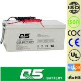12V250AH, puede modificar 12V240AH para requisitos particulares, 12V260AH; El estándar de la batería de la energía eólica de la batería del GEL de la batería solar no modifica productos para requisitos particulares