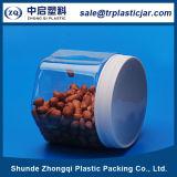 fiole en plastique de l'animal familier 200g pour l'empaquetage de cadeau