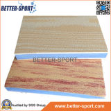 Деревянное зерно блокируя циновку головоломки ЕВА, полового коврик ЕВА Taekwondo в деревянном цвете