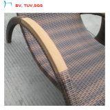 Chaise van de Rotan van het Zwembad van het Meubilair van de tuin Zitkamer (2063)