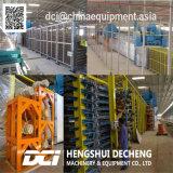 Equipo de la tarjeta de yeso de la marca de fábrica y cadena de producción superiores