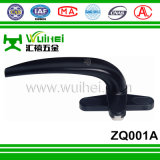 Door를 위한 모든 Zinc 7 Shaped Handle & Is09001 (ZQ001A)를 가진 Window