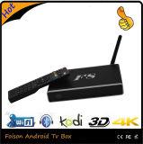 Amlogics812 4k LCD Taktgeber-Zeigen 2GB /8GB androiden IPTV Fernsehapparat-Kasten an