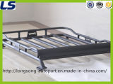 cremagliera di tetto di alluminio dell'automobile della cremagliera di bagagli del tetto dell'automobile 4X4 per Suzuki Jimny