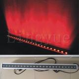 rondella esterna dell'indicatore luminoso LED della parete di 24X3w RGB IP65