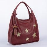 새로운 형식 숙녀 PU 핸드백 끈달린 가방 (WT0006-1)