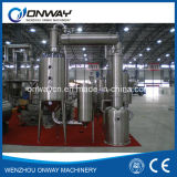 높은 능률적인 공장 가격 스테인리스 산업 과일 주스 집중 장치 진공 물 증류 설비