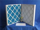 Filtre à air de pli du carton G4 pour la ventilation
