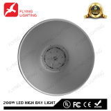 Nuova alta lampada della luce della baia di stile 200W LED per la pianta del magazzino dell'officina