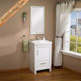 Fed-1024 24 vanidades blancas finas delgadas del cuarto de baño de Mdoern de la pulgada pequeñas