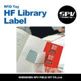 RFID passiver Icode Slix Bibliotheks-Kennsatz