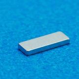 Magneten de van uitstekende kwaliteit van het Neodymium van het Blok voor Motor met Epoxy