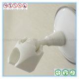 جدار [مووتد] بيضاء غرفة حمّام حامل مع مصّ فنجان لأنّ [شوور هد]