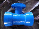 Pipe malléable de fer avec BS4772 En598 En545