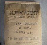 Agente W-1 del resbalón y de la desgasificación para la capa del polvo