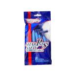Голубая бритва гостиницы Disaposable лезвия резины 3 (JG-S900)