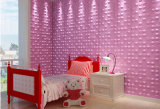 Dekoratives Environmental 3D Wall Paper