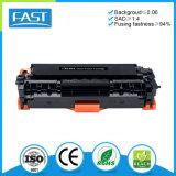 CE410A Fast Image Cartucho de toner compatible para HP LaserJet Pro 300 color M351 M375