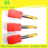 Laminatoi di estremità professionali del carburo del laminatoio di estremità di lavorazione dei trivelli di macchia di Carbid