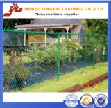 Neuer preiswerter Preis Yb-20 2016 PVC-überzogener CER Kettenlink-Zaun