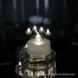 Heißes Selling Cheap White Body LED Candle für Birthday Gift