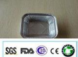 テイクアウトの包装はにアルミホイルの容器使用することができる