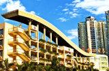Подгонянное школьное здание ферменной конструкции крыши стальной структуры