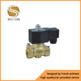 Elettrovalvola a solenoide ad azione diretta del gas di serie di Zcm