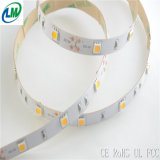 3 indicatore luminoso di striscia flessibile bianco del chip SMD 5050 Epistar LED (LM5050-WN30-W)