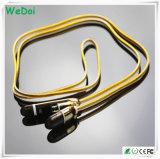 Кабель USB данным по способа Nylon Braided для мобильных телефонов (WY-CA04)