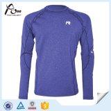 Les chemises de sports de loisirs ont personnalisé l'usure de fonctionnement pour les hommes
