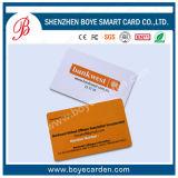 Kundenspezifische PlastikVisitenkarte
