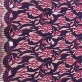 Tela nova do laço do estiramento do projeto para o laço do vestido de casamento