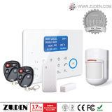 APP制御を用いるホーム強盗GSMのホームセキュリティーシステム