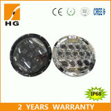 75W LED Headlight 7inch LED Headlight met 4D Reflector
