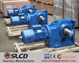 Fabricante profissional da caixa de engrenagens chanfrada helicoidal da série do Kc para a máquina