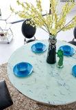 거실 세트, 유리제 식탁 및 의자