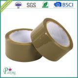 Utiliser extensivement Brown/cadre clair scellant la bande acrylique d'emballage de BOPP