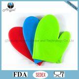 Короткий силикон варя Mitten Sg13 печи перчатки перчатки выпечки резиновый