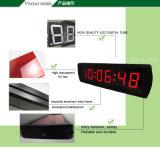 [Ganxin] reloj de alarma electrónico de la pantalla al por mayor de 6digital LED